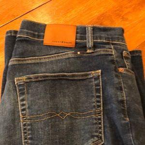 Men's 32 lucky brand jeans